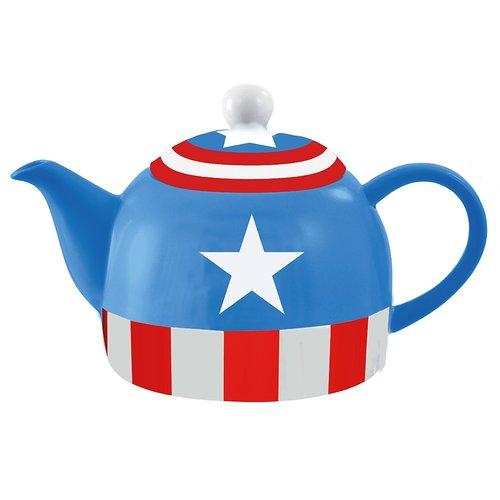 Marvel Marvel - Captain America - Theepot