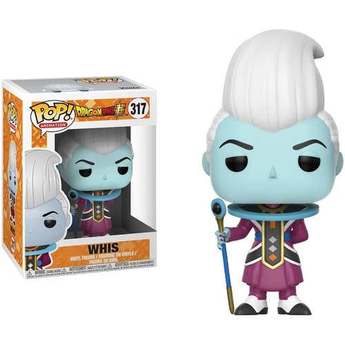 Dragon Ball Funko Pop - Whis - No 317