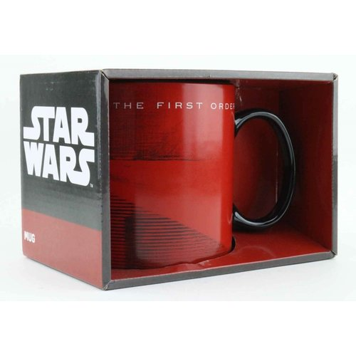 Star Wars Ceramic Mug -  Kylo Ren