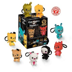 Five Nights at Freddy's Funko Mystery Minis - Plushies - Five Nights at Freddy's