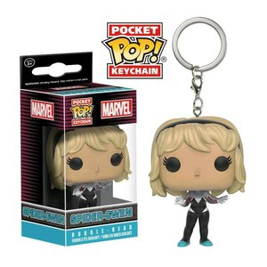 Marvel Funko Pocket Keychain - Spider-Gwen