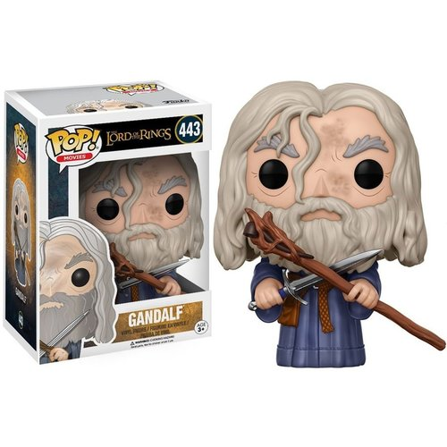 Lord of the rings Funko Pop - Gandalf - No 443