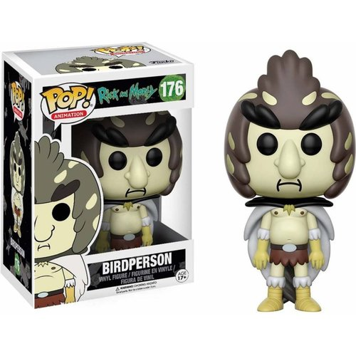 Rick And Morty Funko Pop - Birdperson - No 176