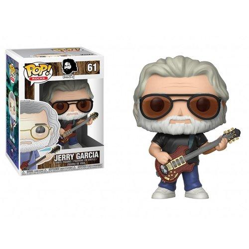 Garcia Funko Pop - Jerry Garcia - No 61