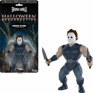 Halloween Funko Savage World - Michael Meyers