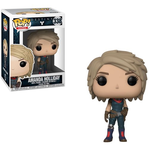Destiny Funko Pop - Amanda Holliday - No 338