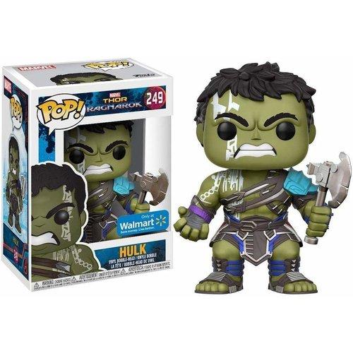 Thor Ragnarok Funko Pop - Hulk - No 249