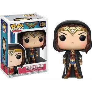Justice League Funko Pop - Wonder Woman - No 229