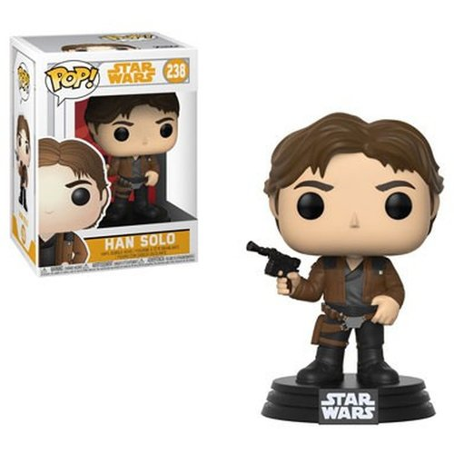 Star Wars Funko Pop - Han Solo - No 238