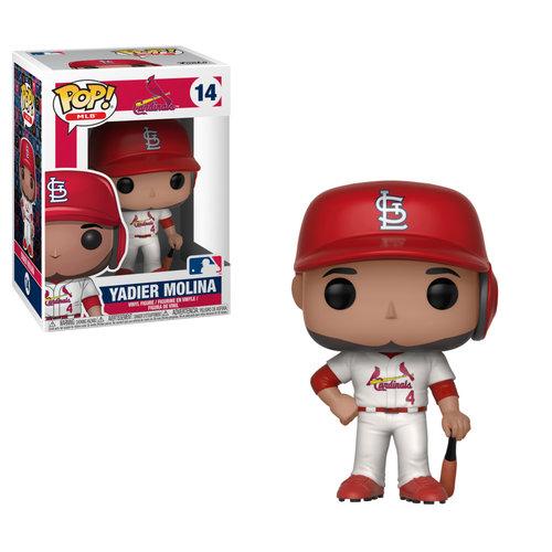 Cardinals Funko Pop - Yadier Molina - No 14