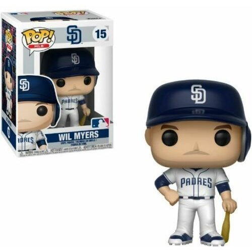 MLB Funko Pop - Wil Myers - No 15