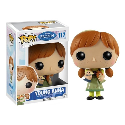 Disney Frozen Funko Pop - Young Anna -  No 117