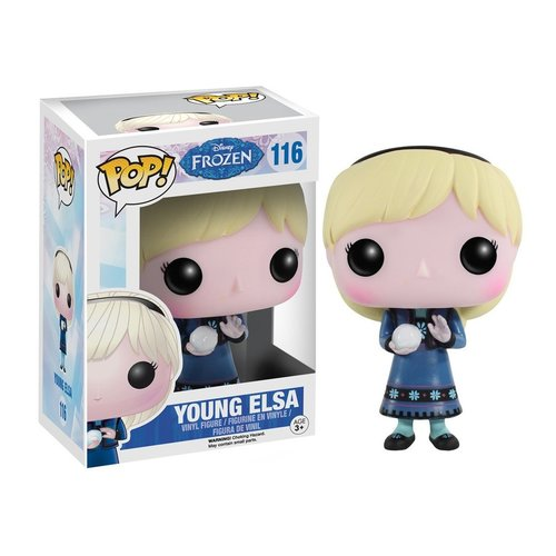 Disney Frozen Funko Pop - Young Elsa -  No 116