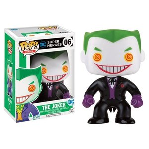 DC Comics Funko Pop - The Joker - No 06