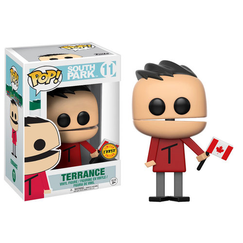 South Park. Funko Pop - Terrance - No 11 - CHASE