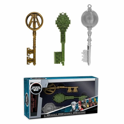Ready Player One Funko - Copper Key, Jade Key, Crystal Key