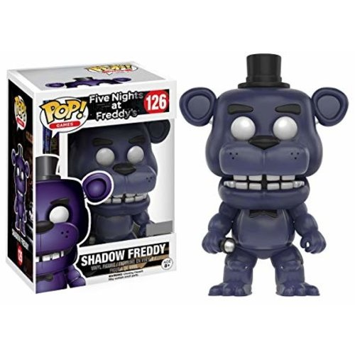 Five Nights at Freddy's Funko Pop - Shadow Freddy - No 126