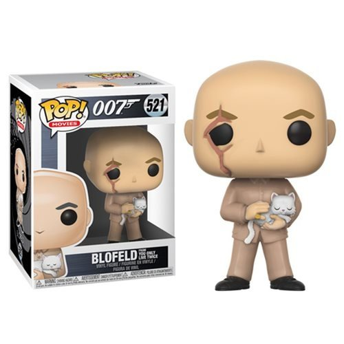 James Bond Funko Pop - Blofeld - No. 521
