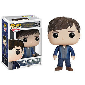 Miss Peregrine's Home for Peculiar Children Funko Pop - Jake Portman - No. 260