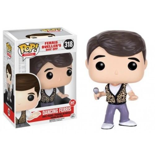 Ferris Bueller's Day Off Funko Pop - Dancing Ferris - No. 318