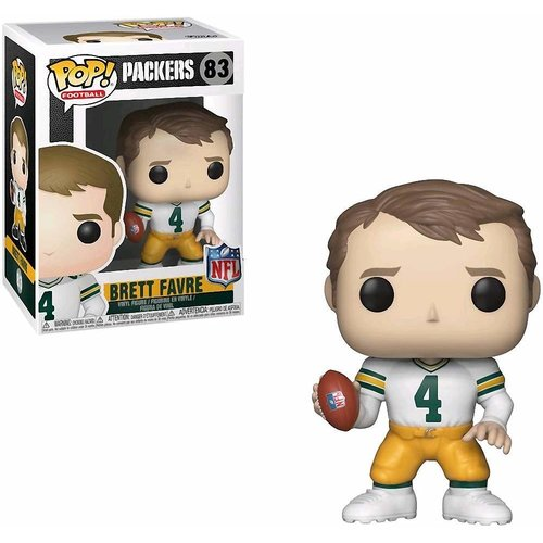 Packers Funko Pop - Brett Favre - No 83