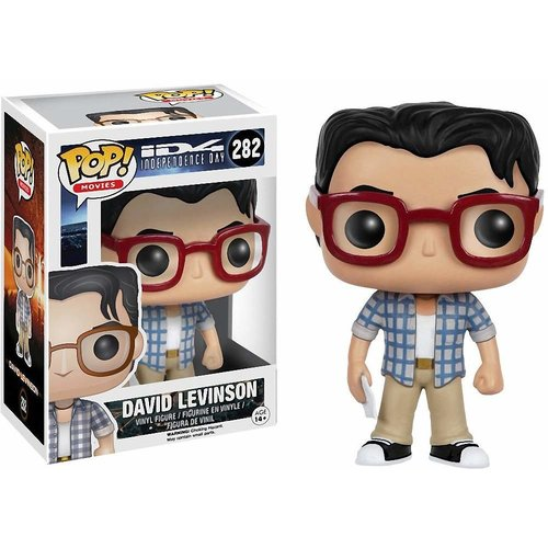 Independence Day Funko Pop - David Levinson - No 282