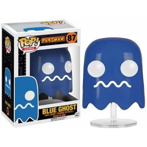 Pac-Man Funko Pop - Blue Ghost - No  87