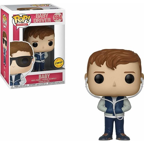Baby Driver Funko Pop - Baby - No. 594 - Chase