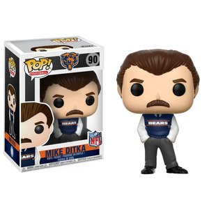 Chicago Bears Funko Pop - Mike Ditka - No 90