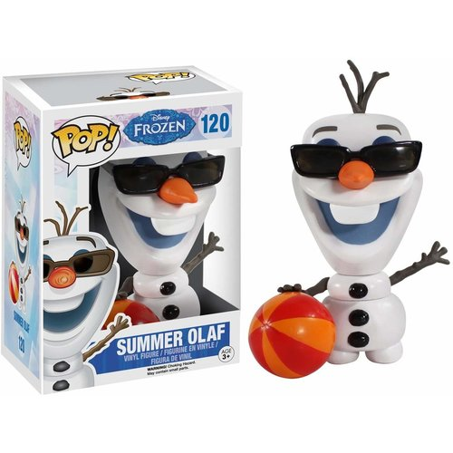 Disney Frozen Funko Pop - Summer Olaf - No 120