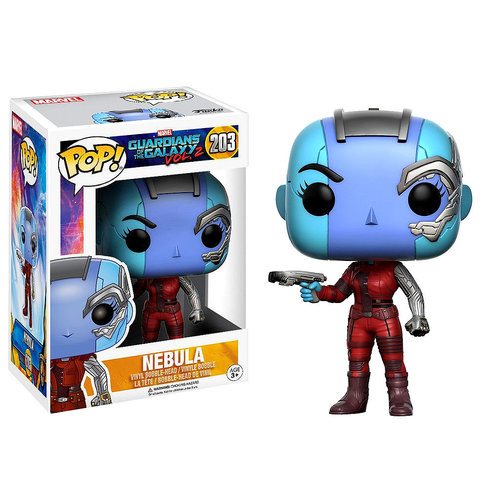 Guardians of the Galaxy Funko  Pop - Nebula - No. 203