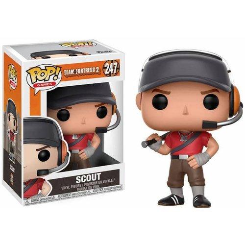 Team Fortress 2 Funko Pop - Scout - No 247