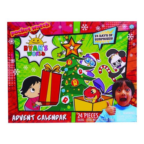 Ryans World Ryan's World Adventskalender