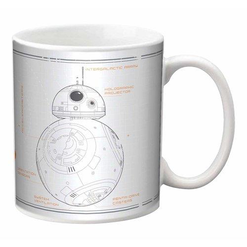 Star Wars BB-8 Mug