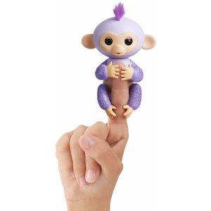 Fingerlings Glitter Monkey - Kiki