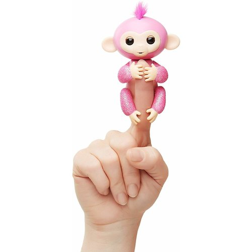 Fingerlings Fingerlings - Glitter Monkey - Rose
