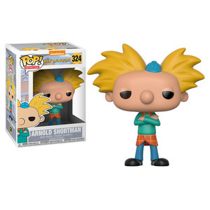 Hey Arnold! Funko Pop - Arnold Shortman - No 324