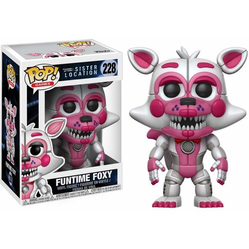 Five Nights at Freddy's Funko Pop - Funtime Foxy - No 228