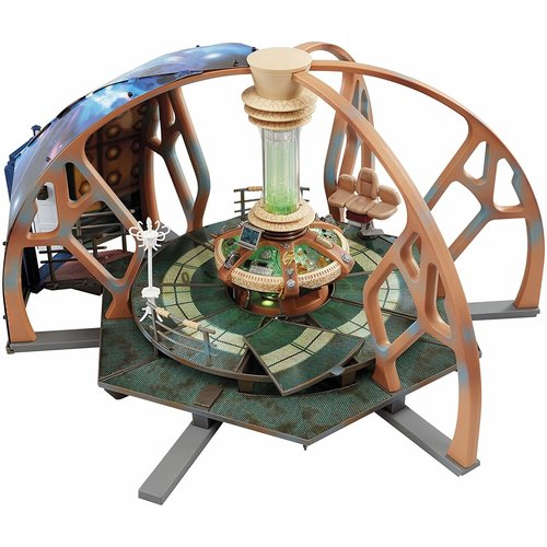 Dr. Who The 10th Doctor's Tardis Control Room