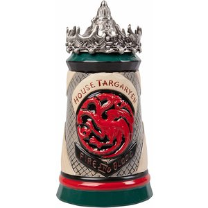 Game of Thrones House Targaryen - Signature Steins Keramische Bierkroes