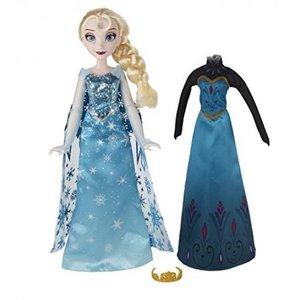 Disney Frozen Elsa met twee feestjurken - SALE