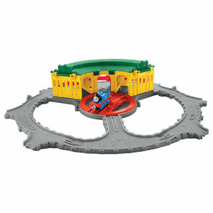 Thomas & Friends Locomotieven Loods Tidmouth Sheds