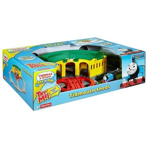 Thomas & Friends Locomotieven Loods Tidmouth Sheds