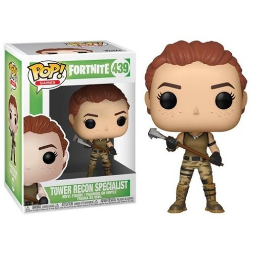Fortnite Funko Pop - Tower Recon Specialist  - No 436