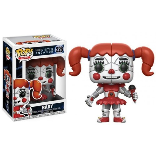 Five Nights at Freddy's Funko Pop - Baby  - No 226