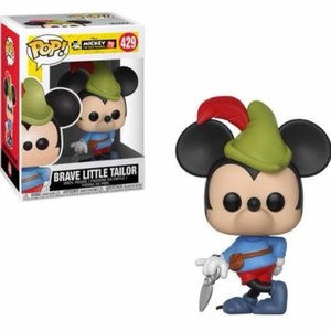 Disney Funko Pop - Mickey Mouse Brave Little Tailor - No 429