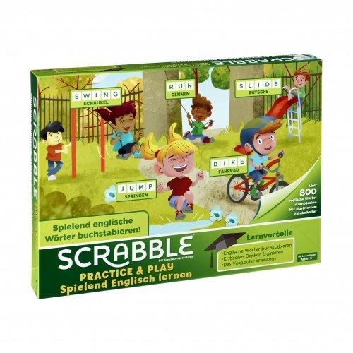 Scrabble Scrabble - Practice & Play *** Duitse Versie!***