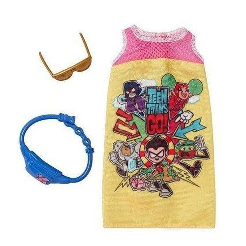 Barbie Teen Titans Go! - Teen Titans Go! Personages Jurk