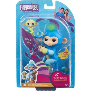 Fingerlings Fingerlings - BFF Collection - Billie & Aiden