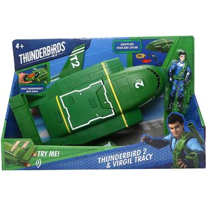 Thunderbirds Thunderbirds Are Go - Thunderbird 2 & Virgil Tracy